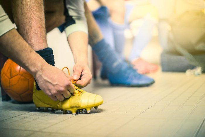 Conseils de podiatre : méfiez-vous du pied d'athlète.