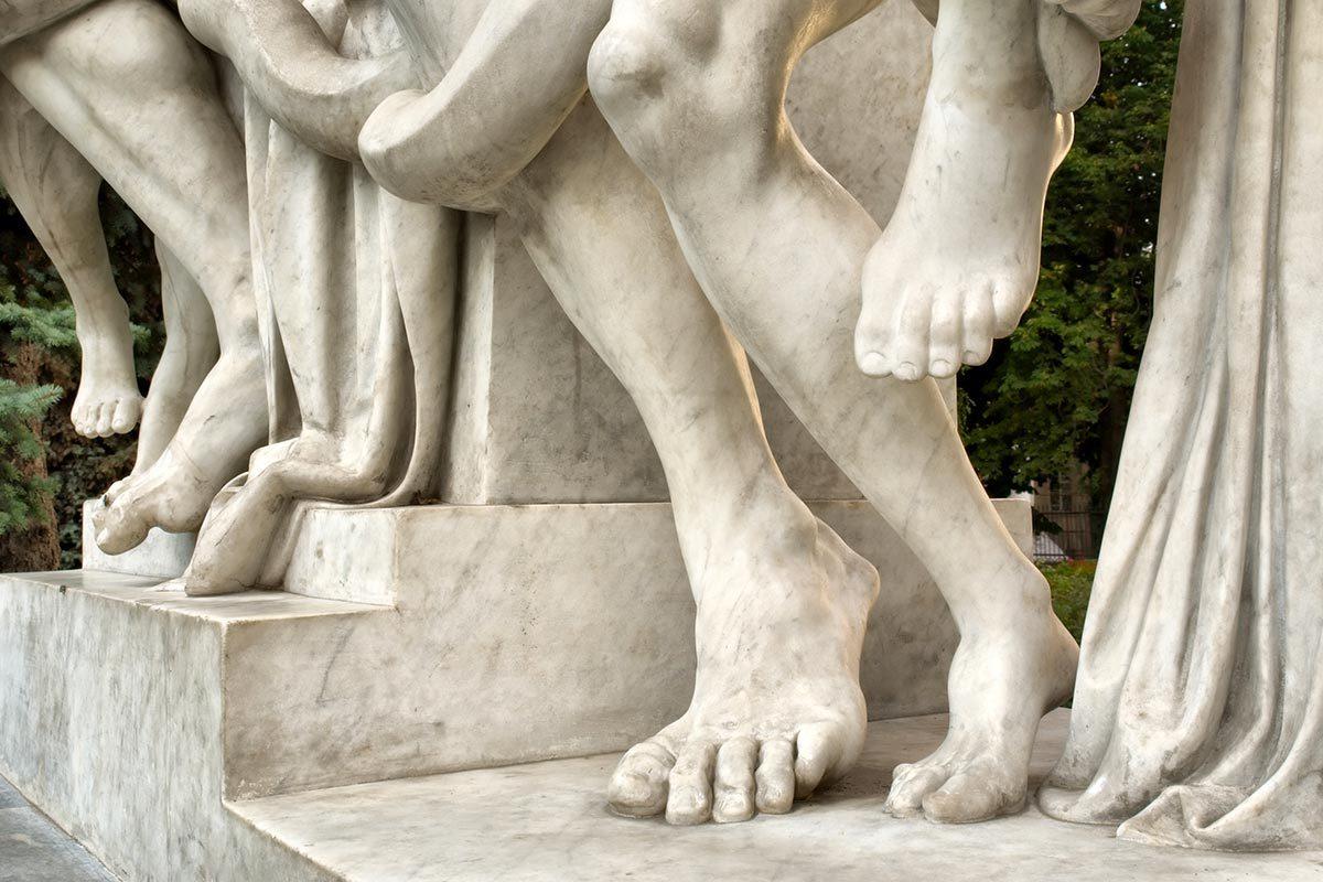 Conseils de podiatre : une personne sur cinq souffre de la métatarsalgie de Morton.