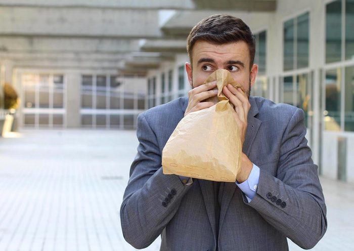 Profiter des bienfaits de la colère : c'est une réaction au stress.