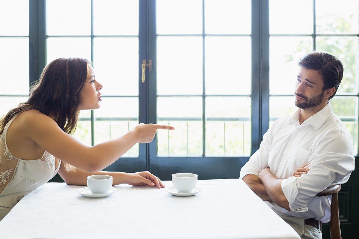 Profiter des bienfaits de la colère : certaines situations déclenchent la colère.