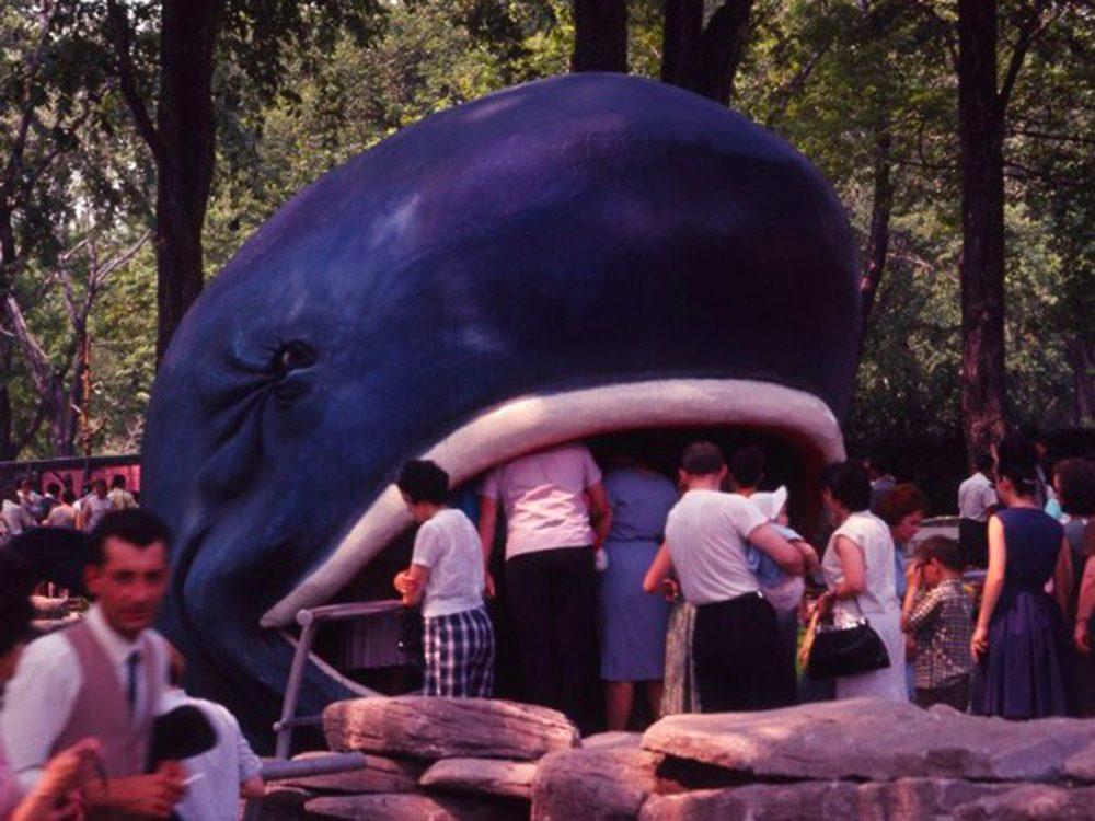 Le Jardin des Merveilles est une institution du Québec qui a disparu.