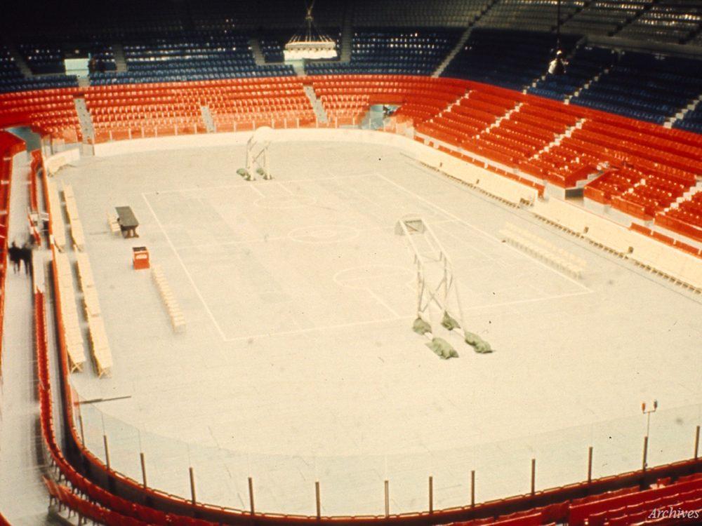 Le Forum de Montréal est une institution du Québec qui a disparu.
