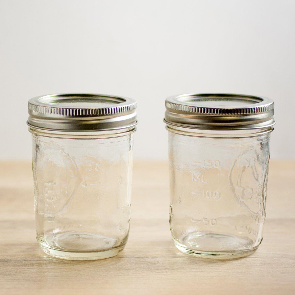 Sauver la planète : utilisez ces bocaux en verre au lieu du plastique.
