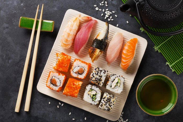Qu'est-ce qu'un sushi?