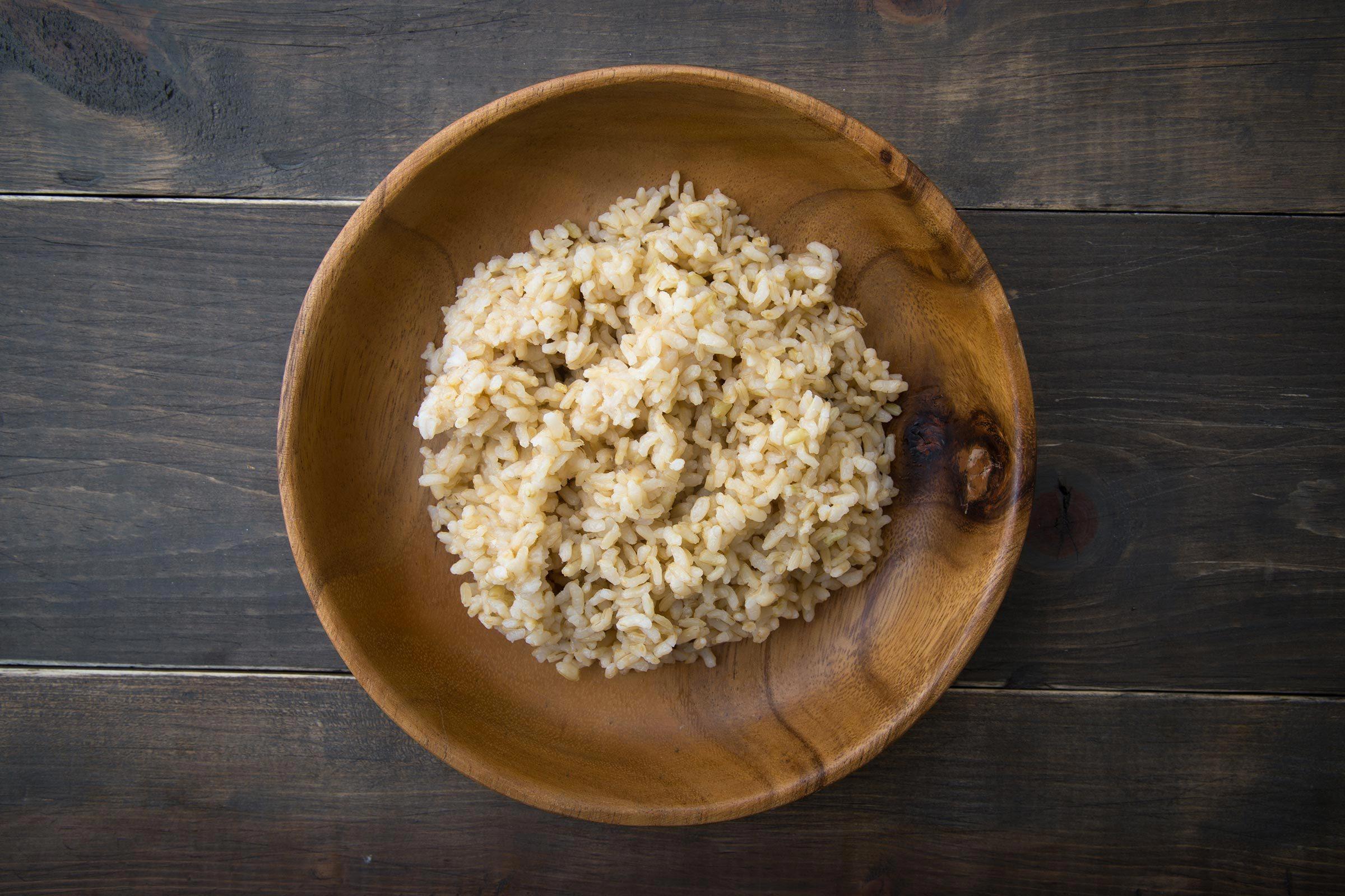 Avec les sushis, préférez le riz brun.