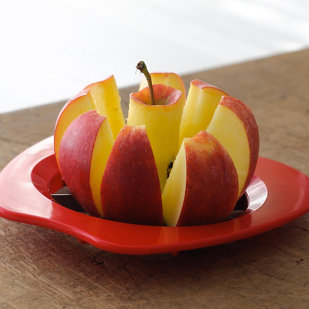 Trucs culinaires : pour les pommes de terre, utilisez votre appareil à trancher les pommes.