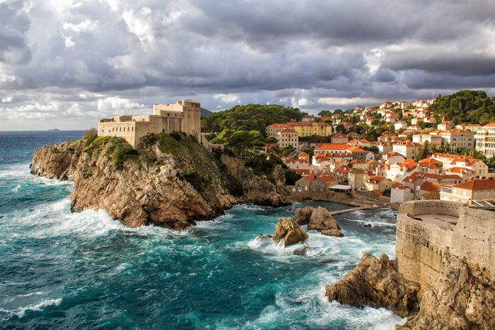 La croatie constitue une destination plus économique que d'autres.