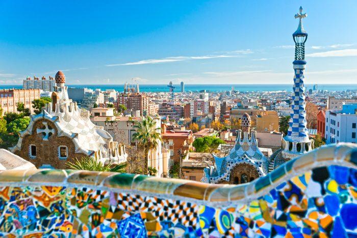 Barcelone demeure une destination économique en Europe.