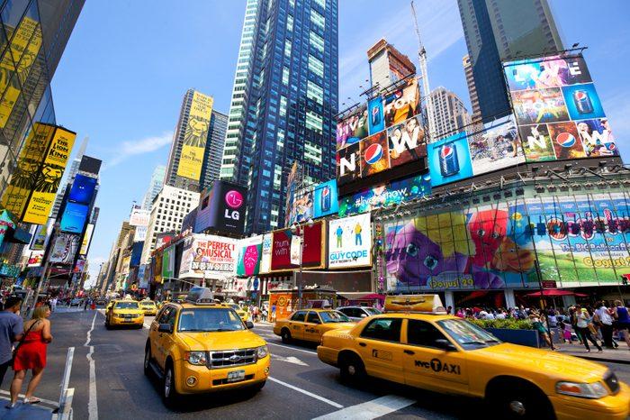 New York peut être une destination économique.