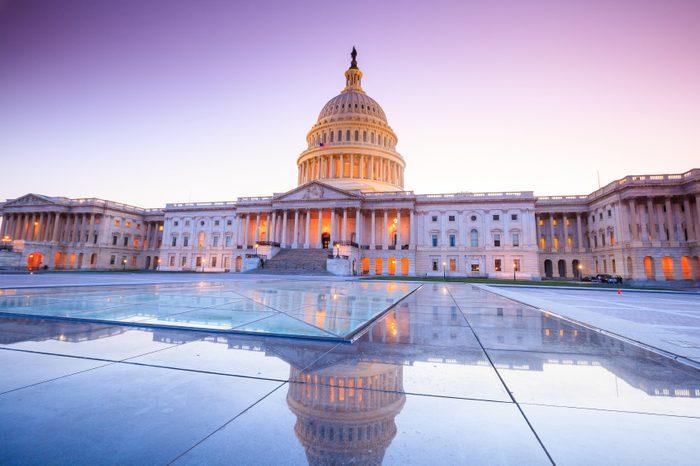 Washington est une ville superbe et accessible.