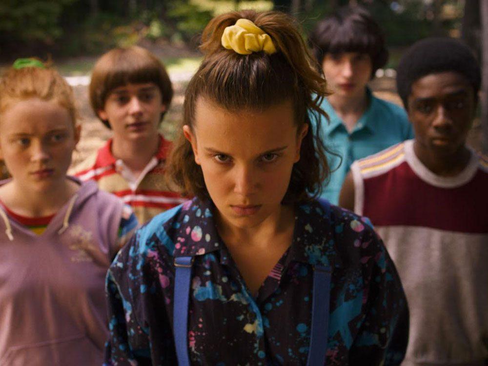 Films à voir en juillet : la série Stranger Things