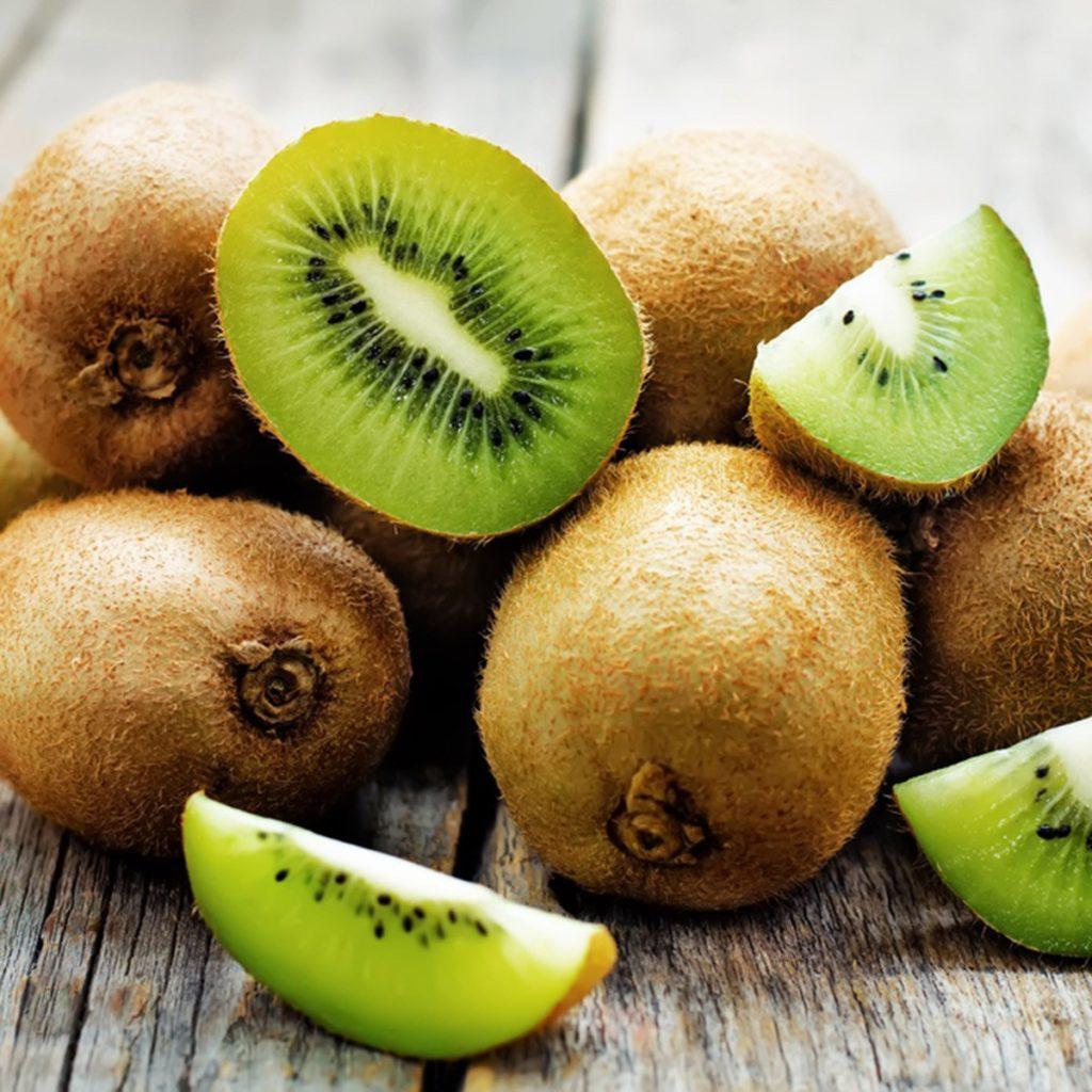 La peau de kiwi ne doit pas être considérées comme des déchets alimentaires.