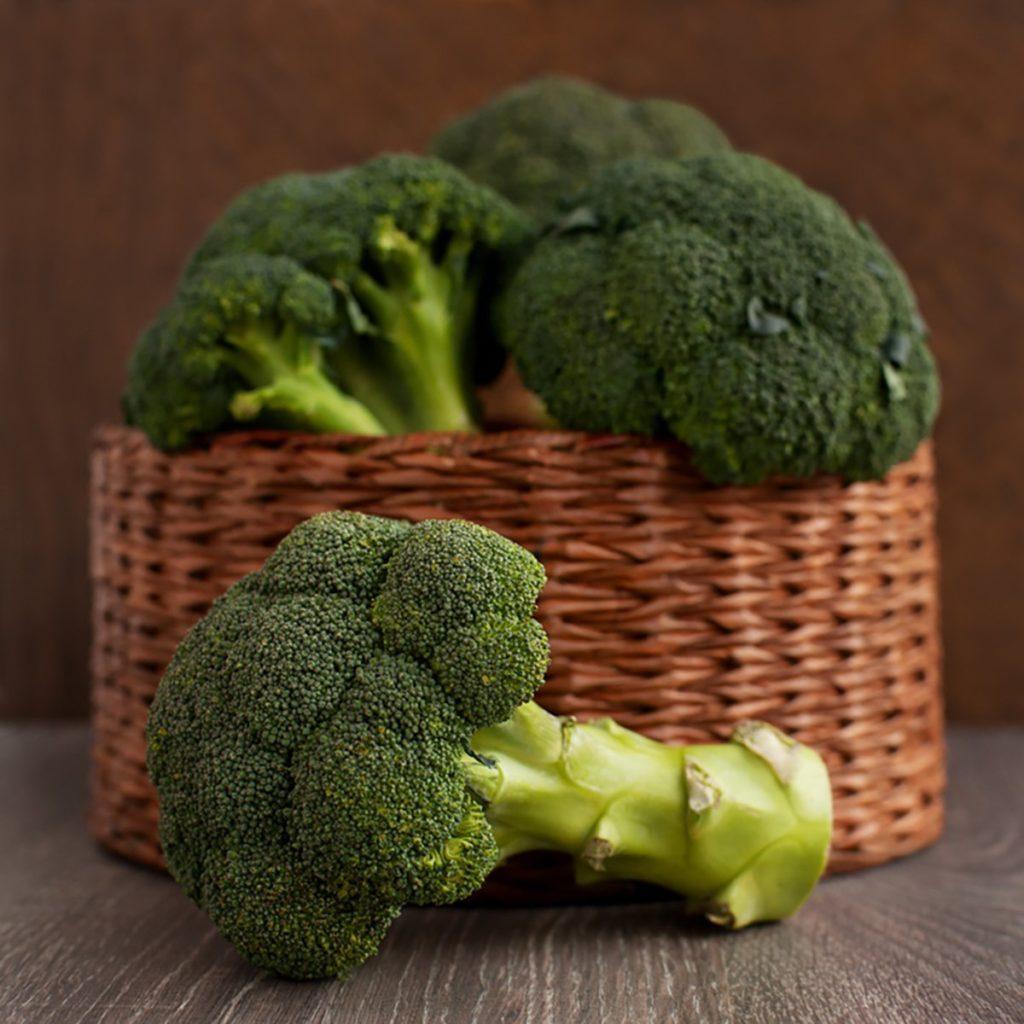 Les tiges de brocoli ne doivent pas être considérées comme des déchets alimentaires.