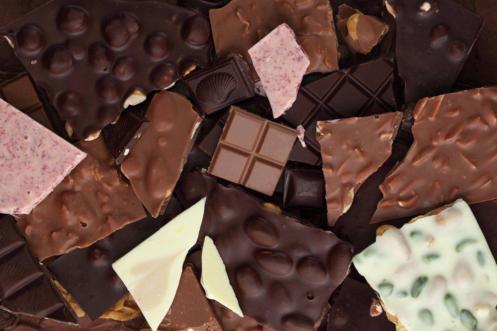 Manger du chocolat avant de se coucher peut vous empêcher de dormir.