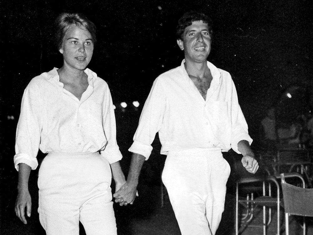 Un film à voir : Marianne & Leonard: mots d'amour