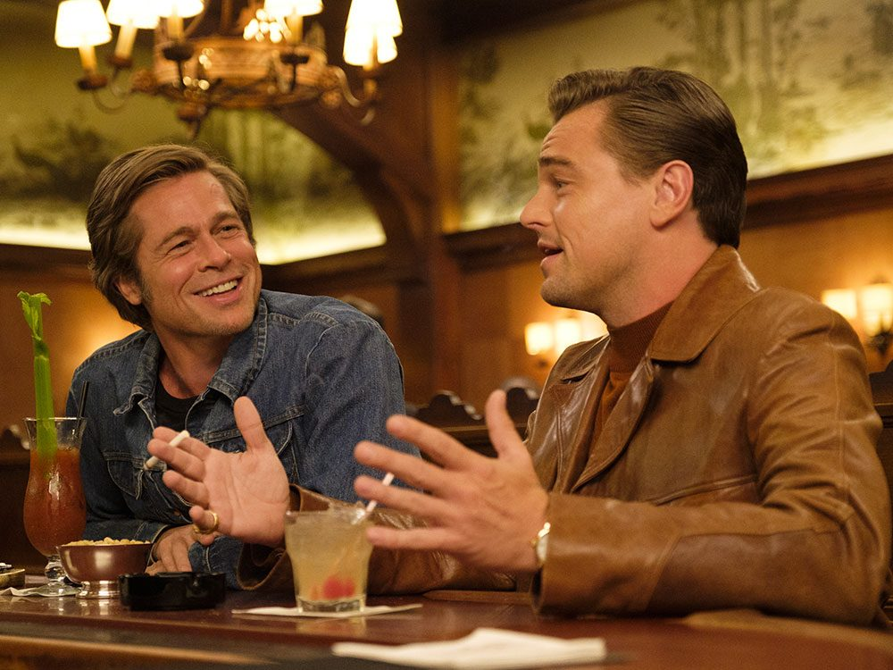 Un film à voir en juillet :One Upon a Time in Hollywood