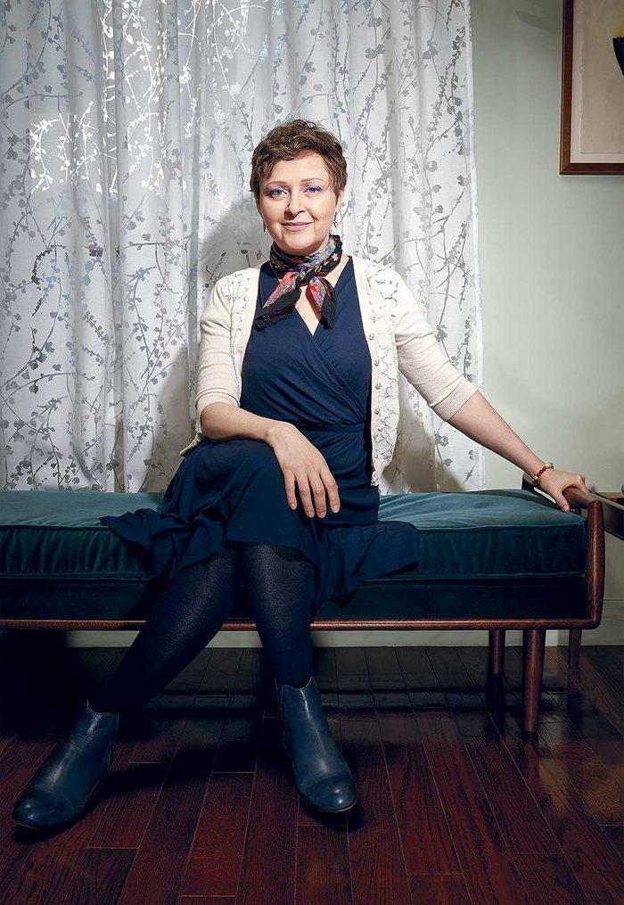 Teva Harisson chez elle, le 31 janvier 2019.