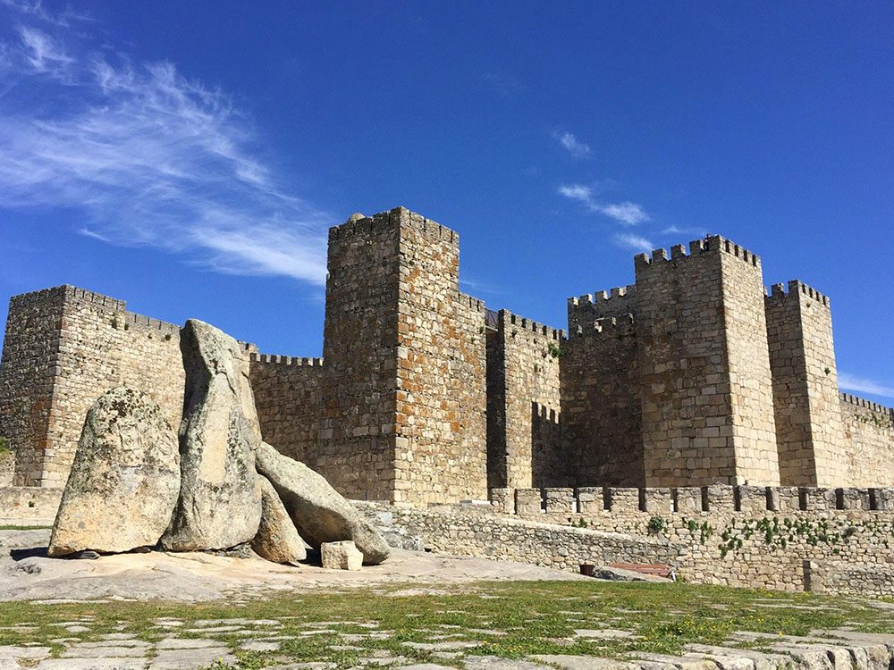 Un château Espagnol dans l'esprit du Trône de fer
