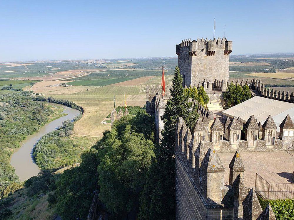 Un autre château Espagnol dans l'ambiance du Trône de fer