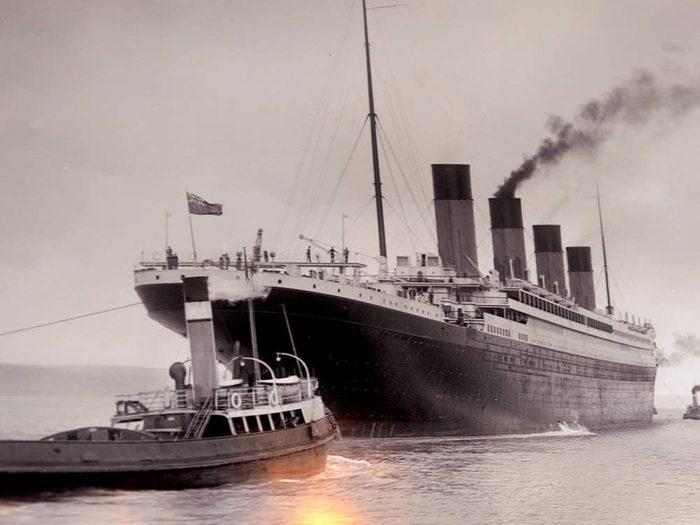 Voyage dans les Maritimes: vivre l'expérience Titanic à Halifax.