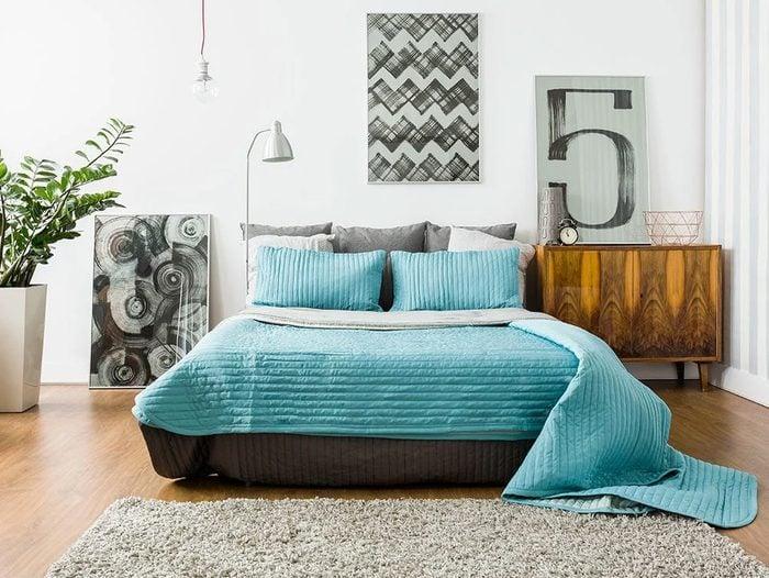 Changer de matelas pour un sommeil profond.