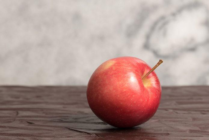 La pomme Macintosh vient de l'Ontario.