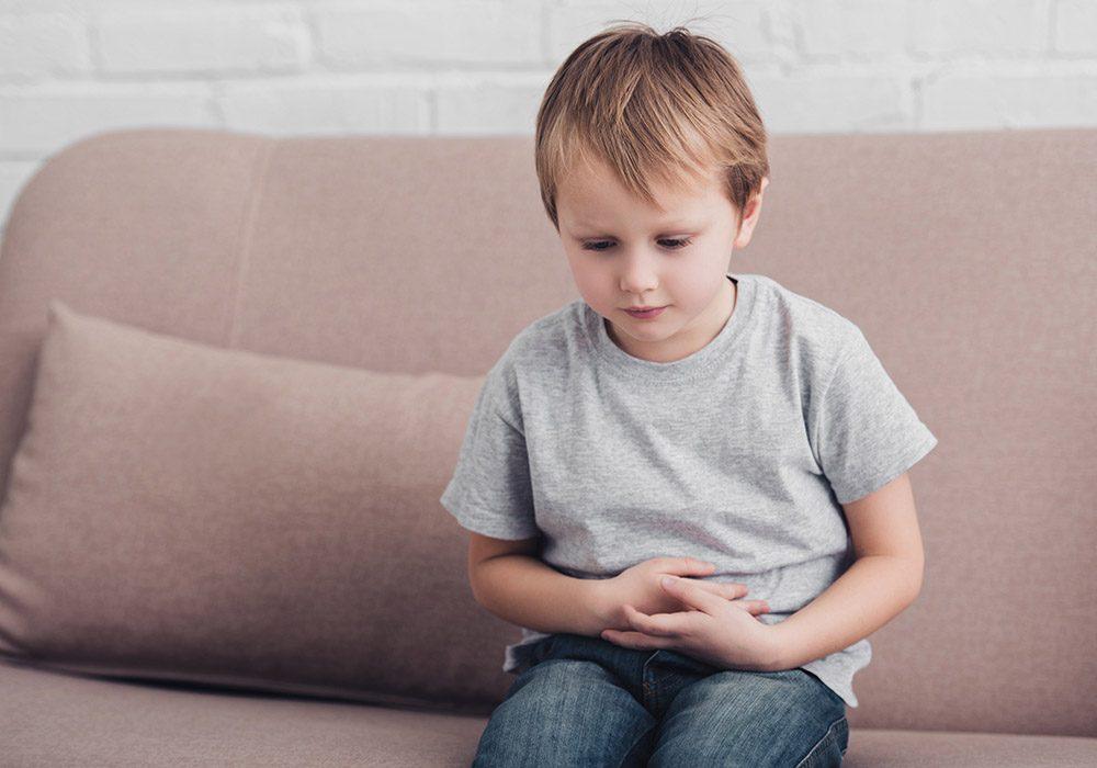 Les probiotiques peuvent aussi soulager les enfants.