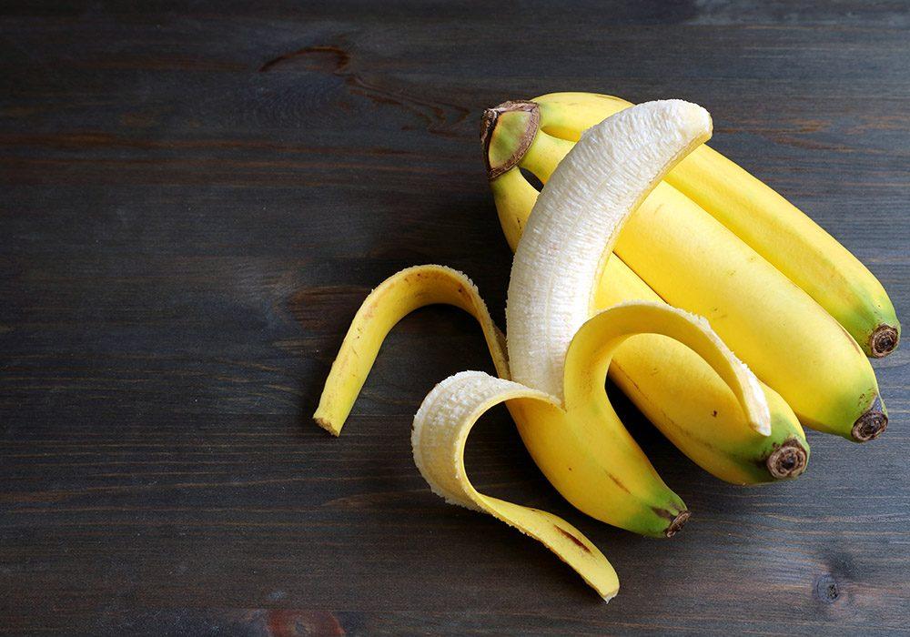 Pas besoin d'acheter vos bananes au rayon des produits bio.
