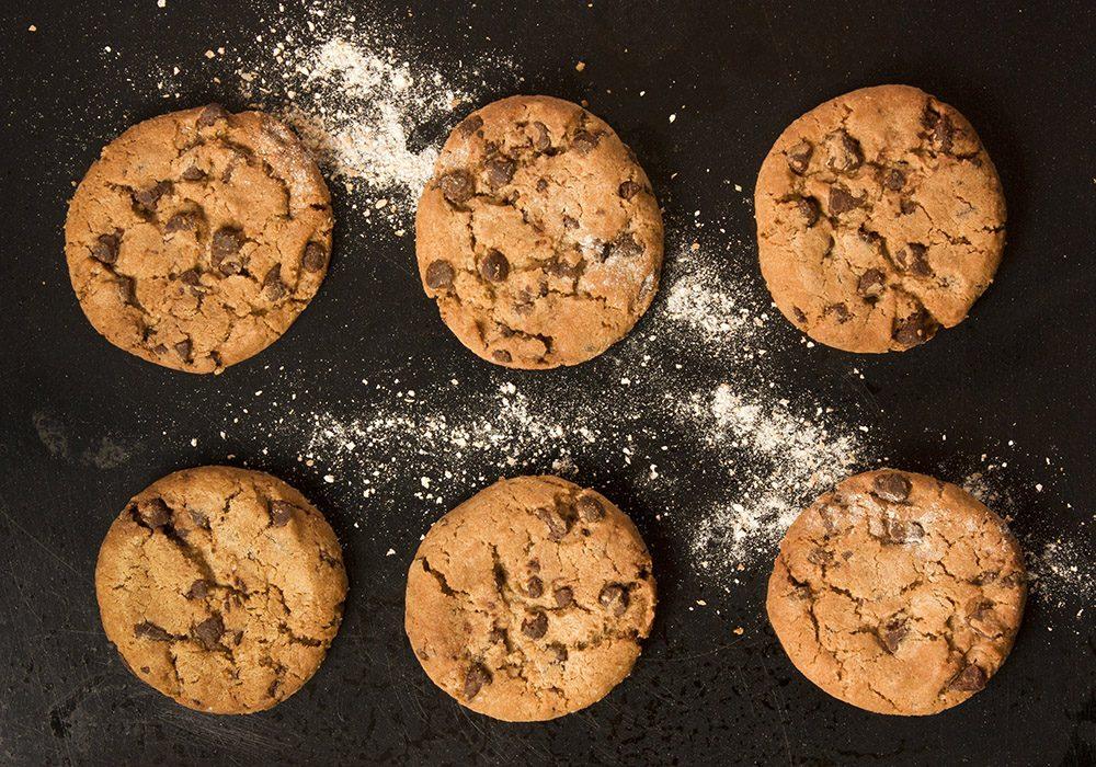 Qu'ils soient bio ou pas, les biscuits ne sont pas un choix santé.