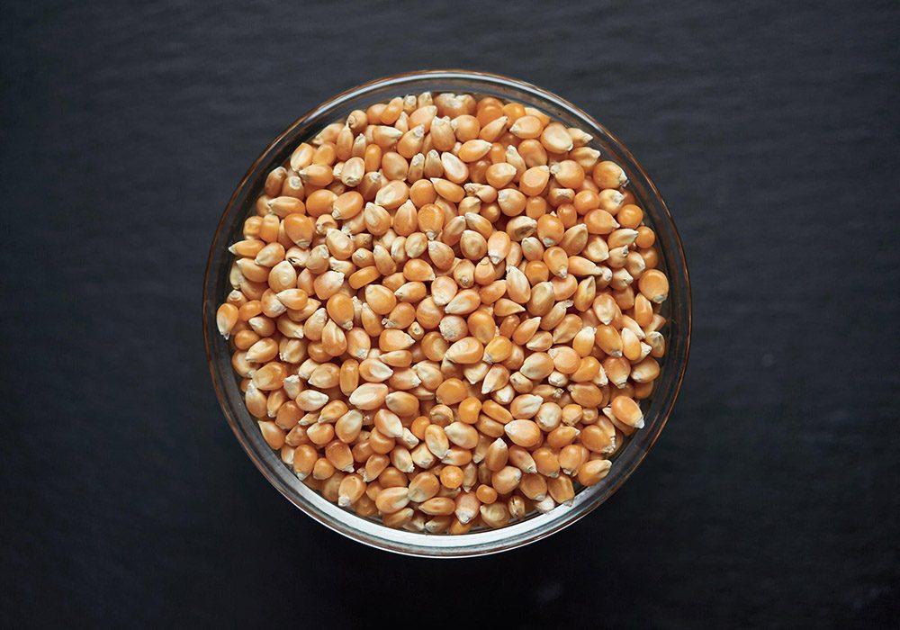 Pas besoin d'acheter votre maïs soufflé au rayon des produits bio.
