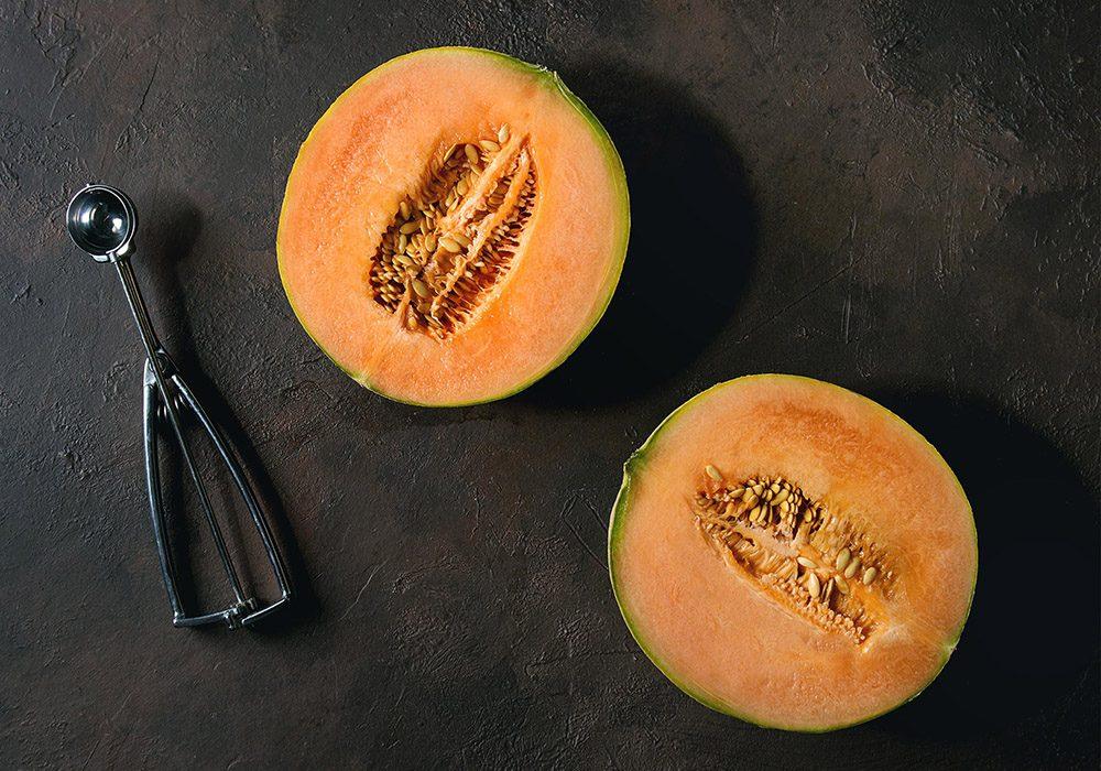 Vous n'avez pas besoin d'acheter vos melons au rayon des produits bio.