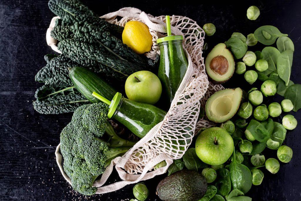 Mangez plus de légumes pour ralentir le vieillissement.