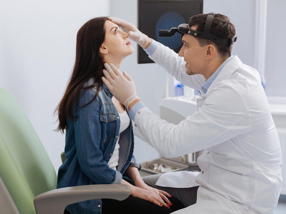 Consulter un médecin peut aider.