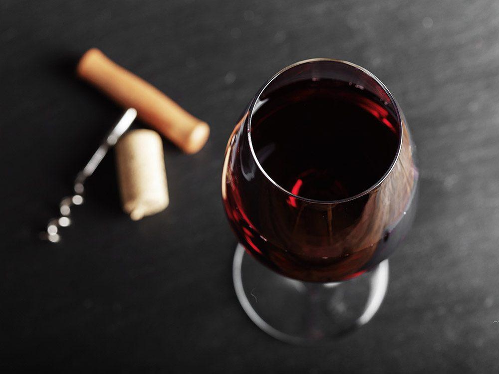 Le vin est-il bon pour la santé?