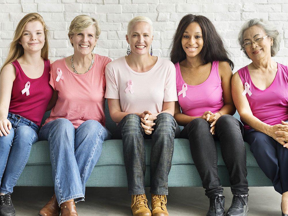 Prévention et sensibilisation au cancer du sein