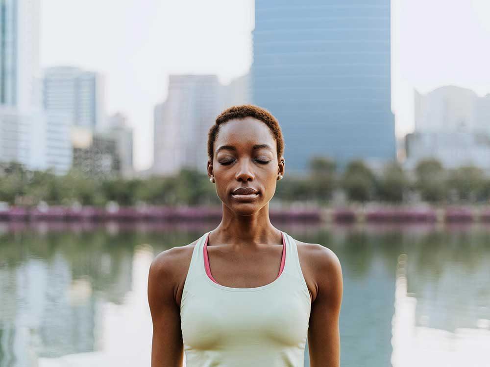 Gérez mieux votre stress pour vivre jusqu'à 100 ans.
