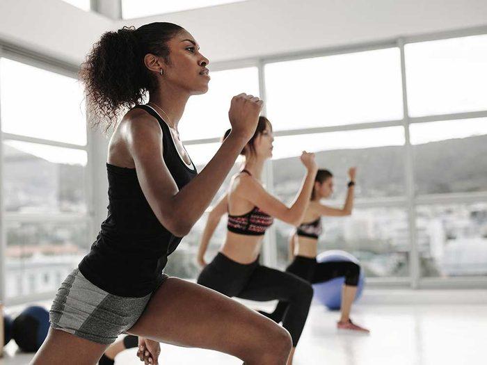 Maintenez un poids santé pour vivre jusqu'à 100 ans.