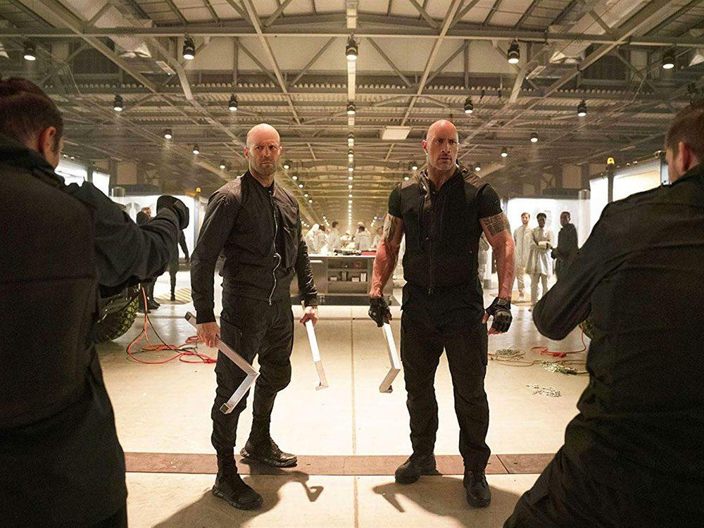Le film Fast & Furious Presents : Hobbs & Shaw est l'un des films et séries à regarder au mois d'août.