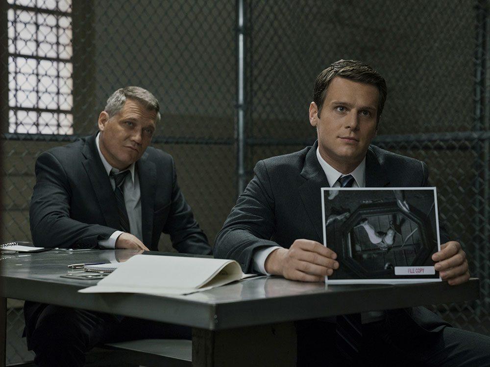 Mindhunter est l'une des séries et films à regarder au mois d'août.