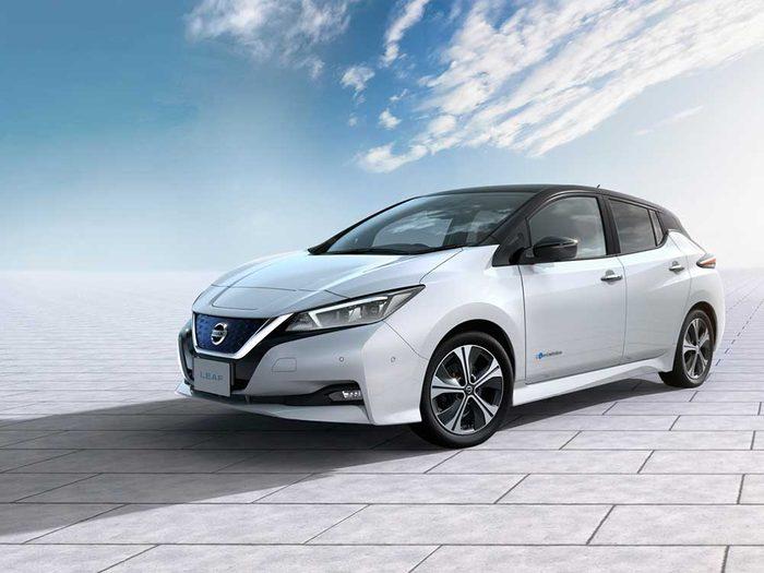 """Quelle est la voiture électrique qui se """"paye"""" le plus vite au Québec?"""