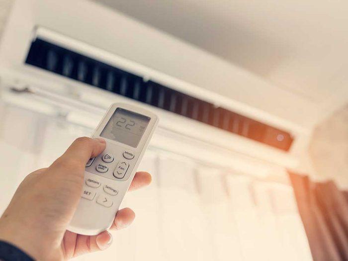 Acheter un climatiseur : ses modes et ses fonctions.