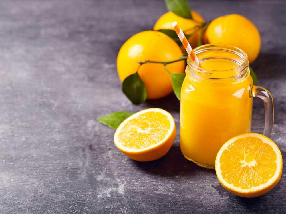Les oranges : de bons antioxydants.