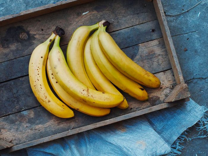 Substituts d'ingrédients : choisissez des bananes congelées à la place de la crème glacée.