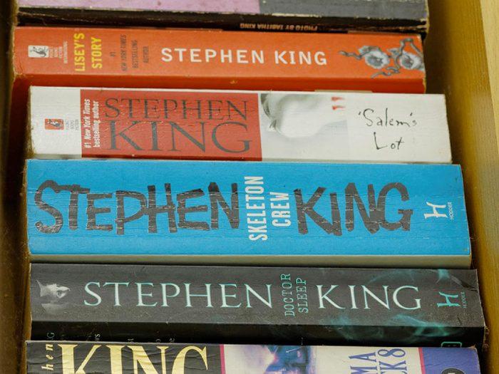 Ville américaine de Bangor, Maine: la maison de Stephen King.