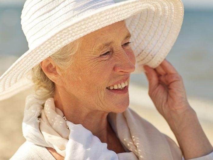 Cancer de la peau: il n'est jamais trop tard pour prendre soin de votre peau.