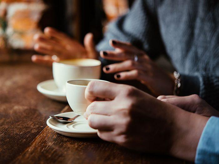 Se préparer à une conversation délicate fait partie de l'art du dialogue.