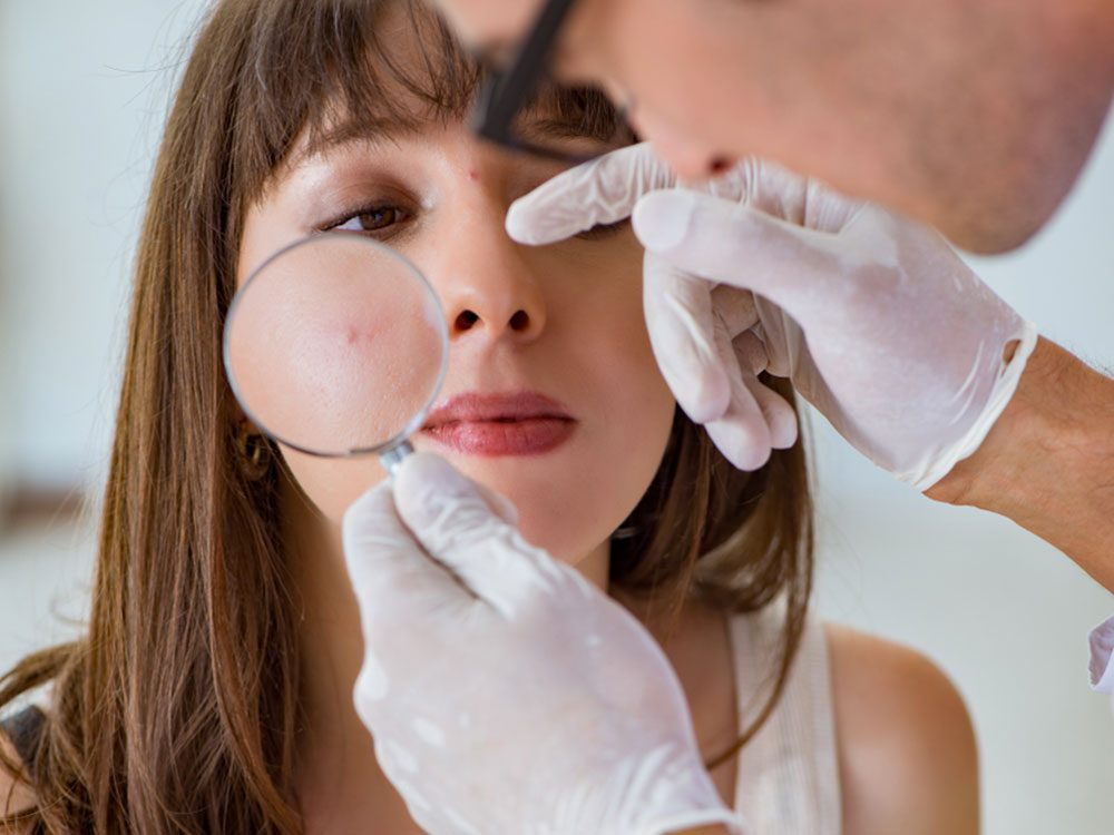 Tout est dans la précocité du traitement du cancer de la peau.