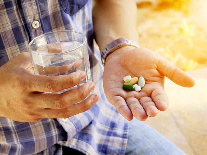 Pour améliorer les effets des vitamines vous pouvez les combiner avec les minéraux.