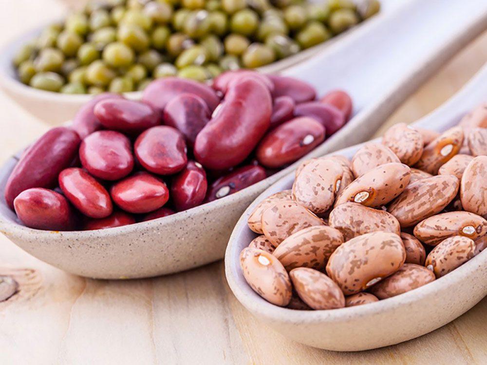 Manger des haricots peut améliorer votre transit intestinal.