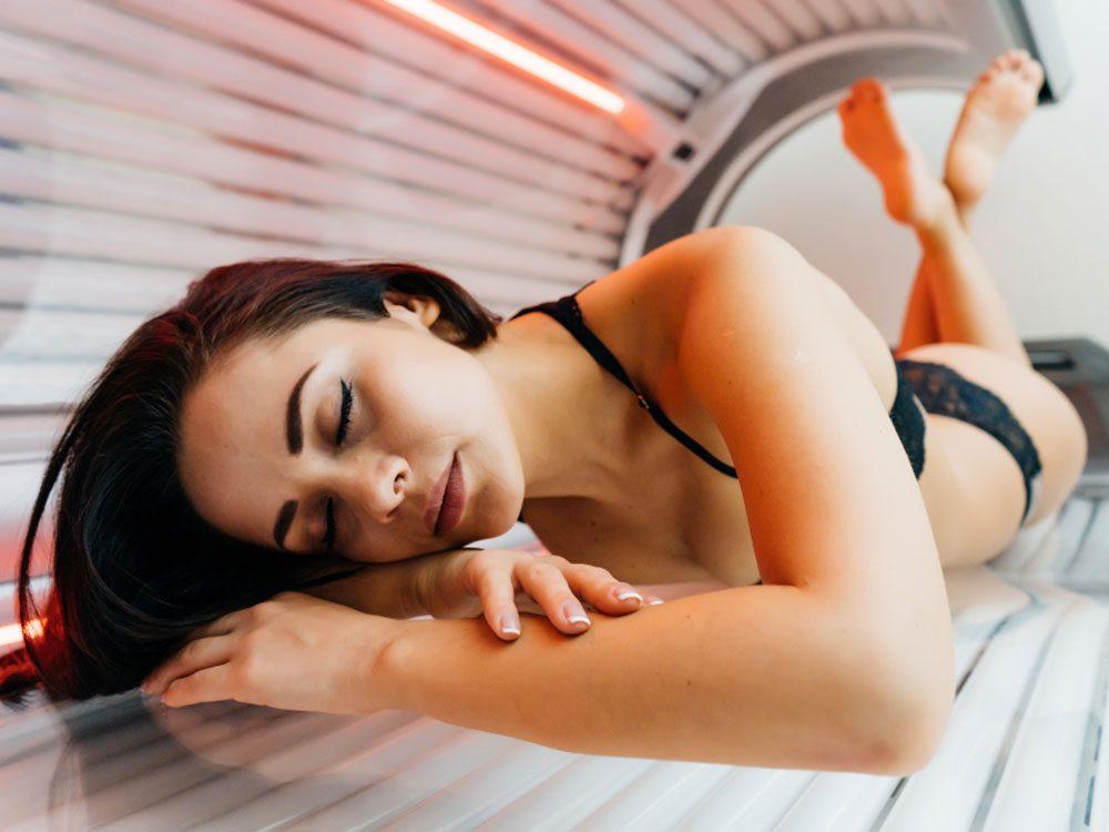 Cancer de la peau: attention les lits de bronzage sont pires que tout!